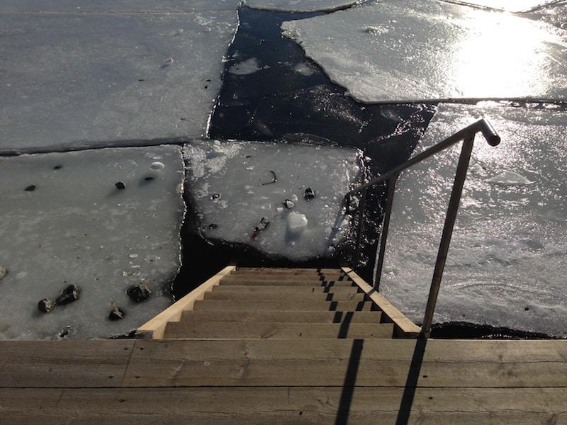 Ehemalige Arbeitgeber Eis Stockholm