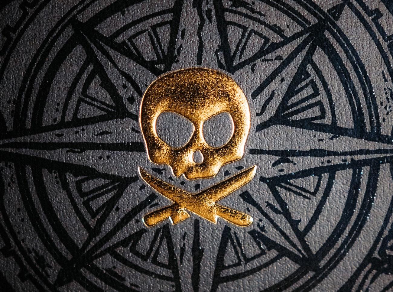 skull, pirate